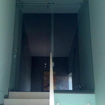 Раздвижные стеклянные двери (Manet)