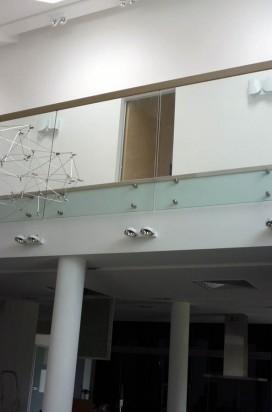 Остекление второго этажа