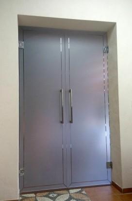 Межкомнатные стеклянные двери с рисунком