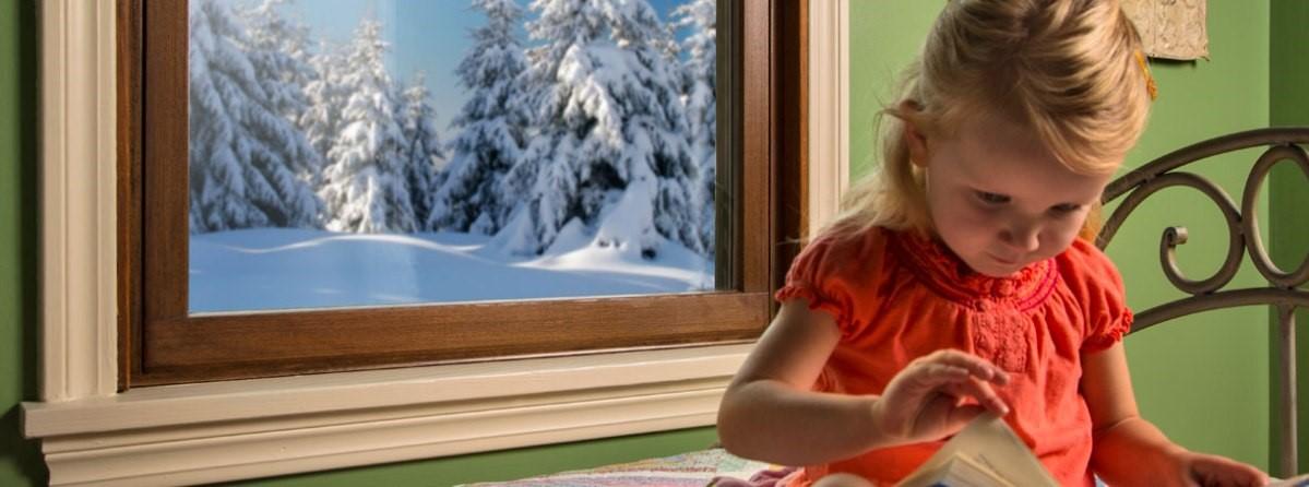 уют в доме и энергосберегающие окна